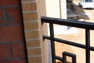 Балконные ограждения в коттеджном поселке аксаково на дмитро.