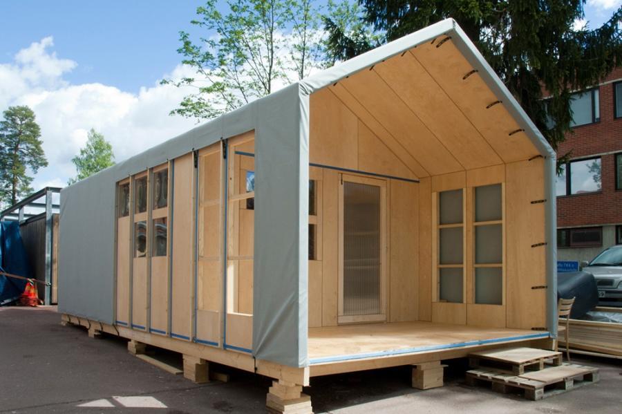 Модульные блок-контейнеры для жилья